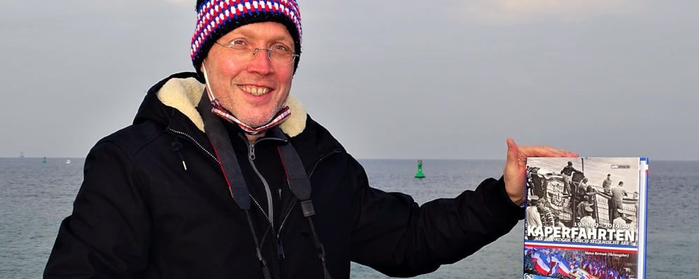 Marco Bertram Autor und Fotojournalist mit Kaperfahrten